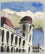 Old City Havana Cuba 1946