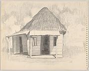 Farmer's House Near Mariel Cuba 1959
