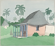 View in Havana Province 1956