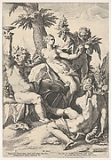 The Alliance of Venus with Bacchus and Ceres