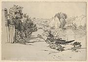 La Seine à Bas Meudon