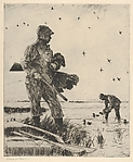 Winter, Wildfowling