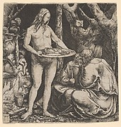 Temptation of Two Hermits