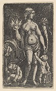 Venus with Two Putti