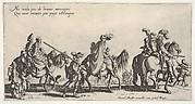 The Marching Gypsies (Les bohémiens en marche), also called The Advance Guard (L'avant-garde)