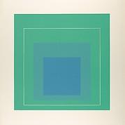 White Line Squares III (Series I)