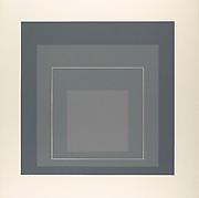 White Line Squares V (Series I)