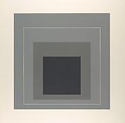White Line Squares IX (Series I)