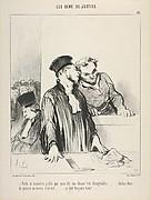 Le Gens de Justice, Plate 21,