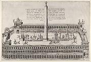 Speculum Romanae Magnificentiae: Circus Flaminius in Rome
