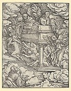 Recto of Sheet with The Clothing of the Elect, from The Apocalypse