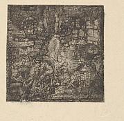 Vieillard Assis Dans un Intérieur (Old Man Seated in an Interior)
