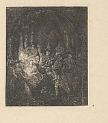 L'Adoration des Bergers (The Adoration of the Shepherds)