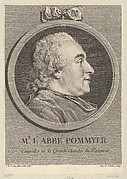 Portrait of L'Abbé Pommyer