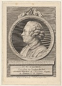 Portrait of Charles-Nicolas Cochin II