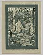 The Inland Printer, vol. XIII, no. 4 (cover)