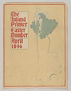 The Inland Printer, The Easter Number (cover)