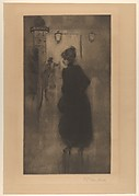 Parisian Woman (from L'Estampe originale, Album II)