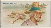 George Lowther, Death of Lowther, from the Pirates of the Spanish Main series (N19) for Allen & Ginter Cigarettes