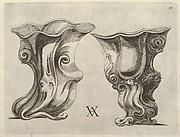 Modelli Artificiosi di Vasi diversi d'argento et altre Opere capriciozi (...) Parte prima (Plate 16)