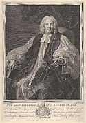 The Most Reverend Thomas Herring, Archbishop of Canterbury