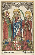 Virgin and Child with the Patron Saints of Constance