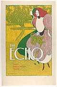 THE / ECHO / Chicago's / Humorous and Artistic / Fortnightly