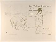 Cover Design for Les Vieilles Histoires