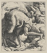 Cain and Abel (Dalziels' Bible Gallery)