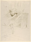 Miss Ida Heath, English Dancer