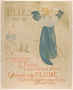 Poster for an exhibition of the suite:  Elles