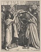 Melchizedek Blesses Abram (Dalziels' Bible Gallery)