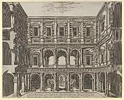Speculum Romanae Magnificentiae: Farnese Palace Interior