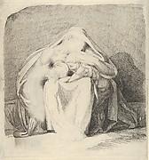 Night and Her Children Aither and Hemera