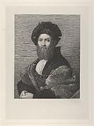 Portrait of Baldassarre Castiglione
