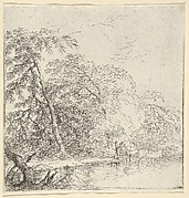 Landscape with a Herdsmen