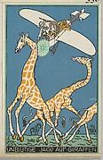 Bloodless Giraffe Hunt (Unblutige Jagd auf Giraffen)