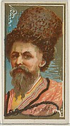 Tartary, from the Types of All Nations series (N24) for Allen & Ginter Cigarettes