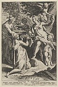 Venus Receiving Gifts