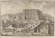 Prospetto principale di Palazzo di Caprarola