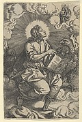 Saint John, from The Four Evangelists