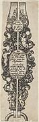 Title Page, from Des Pendants de Cleffs pour les Femmes