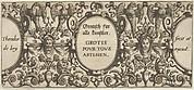 Title Page, from Grotisch fur alle Kunstler