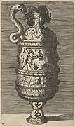 Vase with a Sacrificial Scene
