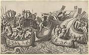 Speculum Romanae Magnificentiae: Naval Battle
