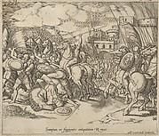 Speculum Romanae Magnificentiae: The Victory of Scipio