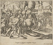 Speculum Romanae Magnificentiae: The Triumph of Scipio