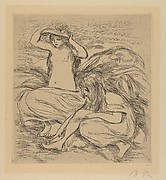 Two Bathers (from L'Estampe originale, Album IX)
