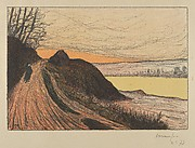 The Road from Gaud (from L'Estampe originale, Album III)