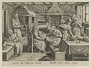 The Incubation of the Silkworm Eggs, Plate 3 from